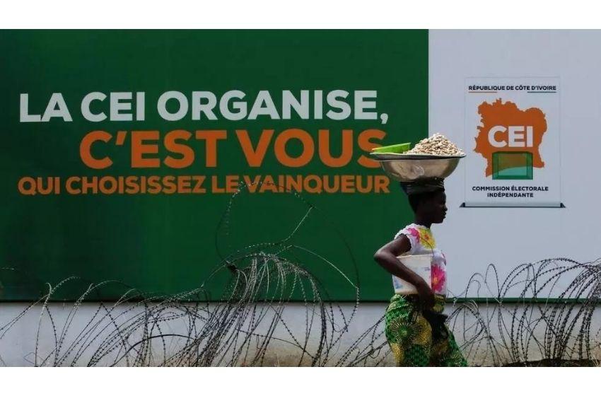 Côte d'Ivoire: la CEI se dit «prête» pour l'élection présidentielle