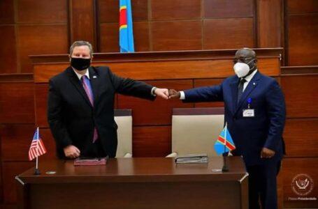 La RDC et les États-Unis s'engagent à renforcer leur coopération militaire