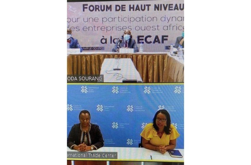 Un Forum pour une participation « dynamique » du secteur privé ouest-africain à la ZLECA