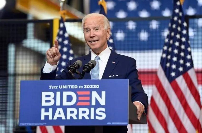 Les marchés américains parient sur une victoire de Joe Biden