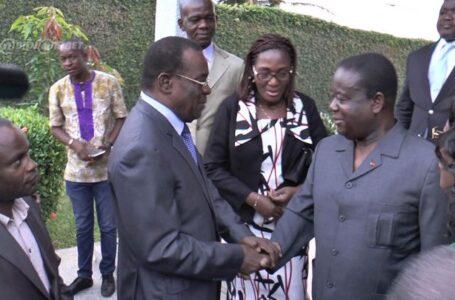 Cote d'ivoire AFFI, BEDIE et Simone Gbagbo demandent la mise en place d'une transition civile