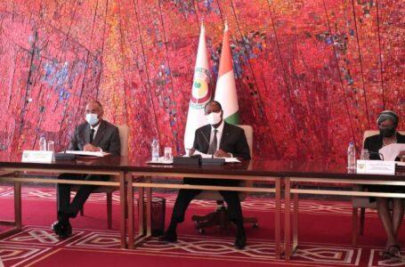 Communiqué du Conseil National de Sécurité présidé par Alassane Ouattara
