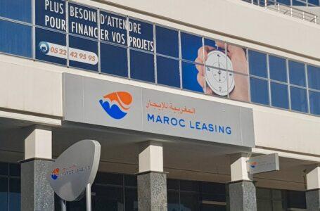 Maroc Leasing : résultat net en forte hausse au deuxième trimestre 2021
