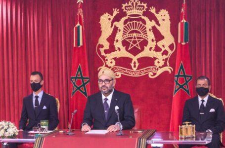 Maroc: le Roi Mohammed VI réitère sa main tendue à l'Algérie
