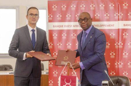 La BOAD et BPI France formalisent leur coopération par la signature d'un cadre de collaboration