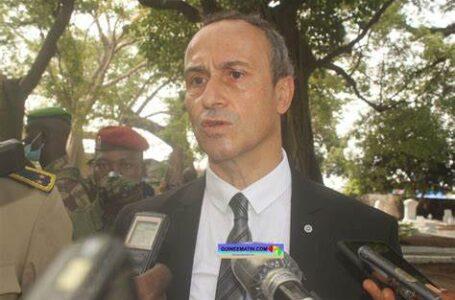 Guinée : les États-Unis actent le putsh du CNRD