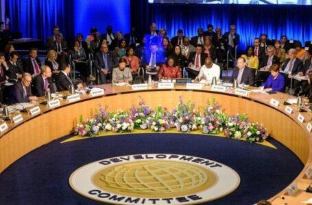 Assemblées annuelles décisives de la Banque Mondiale et du FMI