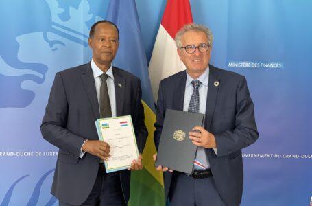 Le Rwanda et le Luxembourg signent une convention de non-double imposition