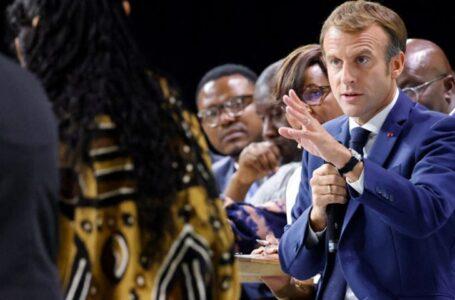 Emmanuel Macron aux jeunes africains : «l'AFD va changer de nom»