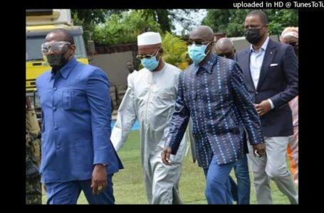 Guinée : sale temps pour les anciens barons du régime d'Alpha Condé